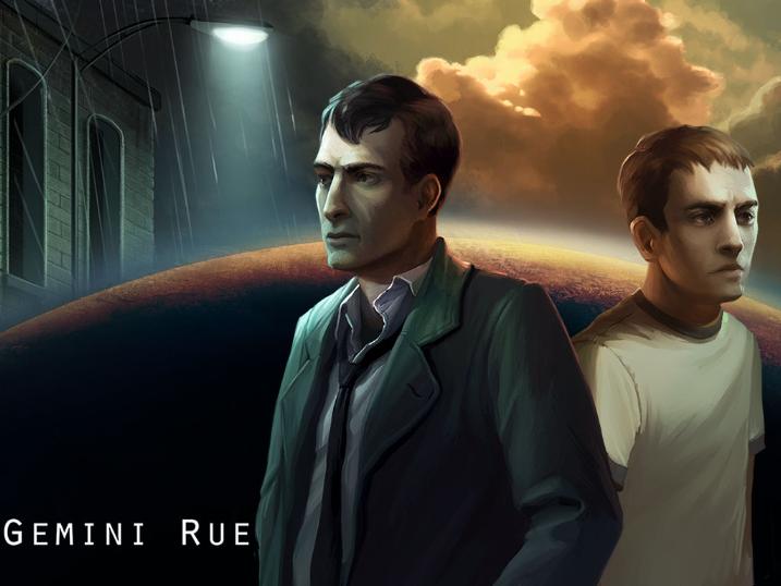 Gemini Rue Game Review...