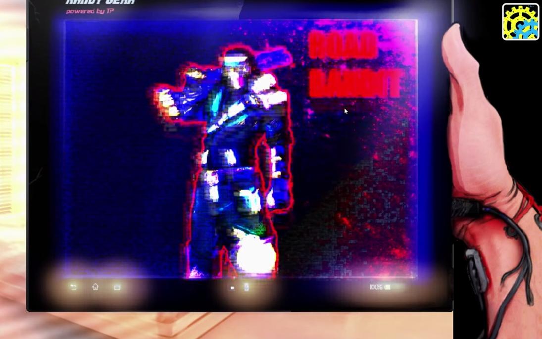 Sinless Review - Mobile Cyberpunk Game | RETRONUKE
