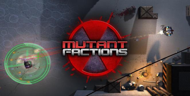 mutant factions banner logo