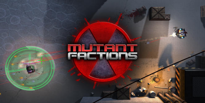 mutant factions banner logo