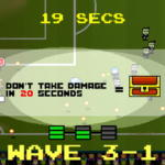 crazy pixel streaker big wave of enemies