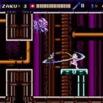 oniken gameplay