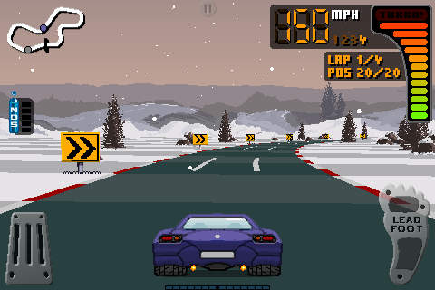 8 bit rally ios android
