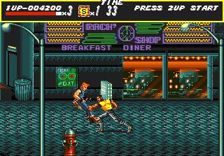 streets of rage ios