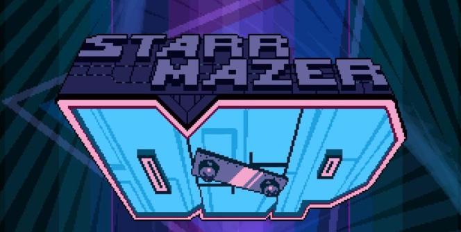 starr mazer dsp title screen