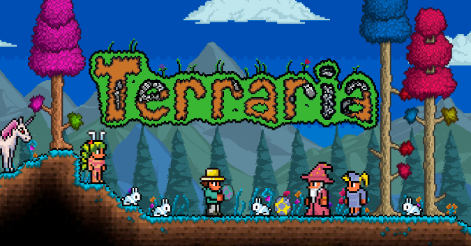 Terraria Game Review - Android, iOS, PC | RETRONUKE