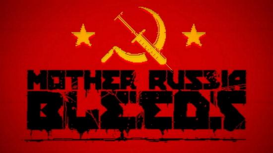 mother russia bleeds logo