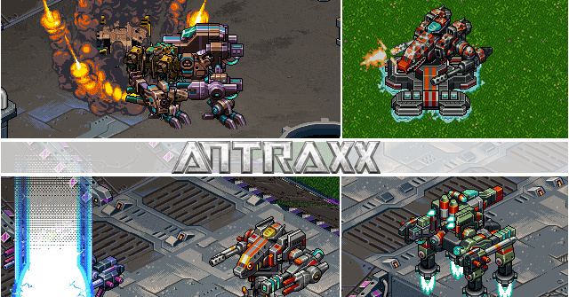 antraxx game