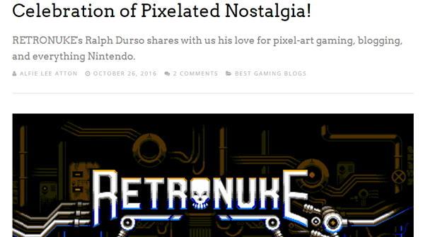 best gaming blogs