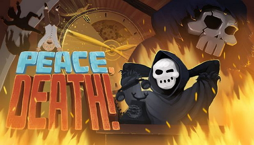 peace death indie game
