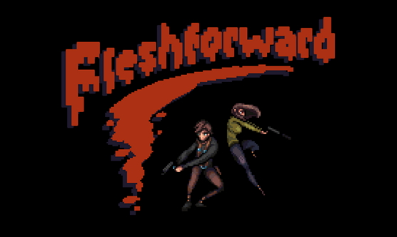 fleshforward game logo