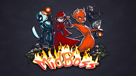 midboss game review roguelike dungeon crawler