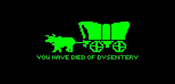 died of dysentery