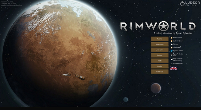 Life on the Rim: a Rimworld Review | RETRONUKE com